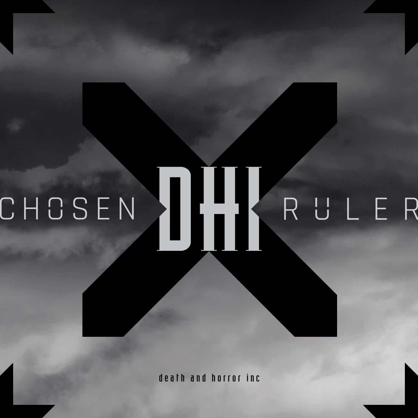 DHI (death and horror inc) Chosen Ruler cover