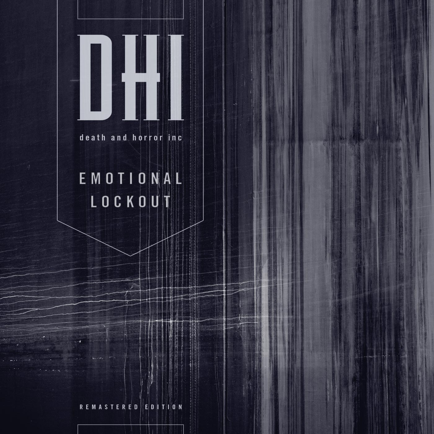 DHI (death and horror inc) Emotional Lockout cover