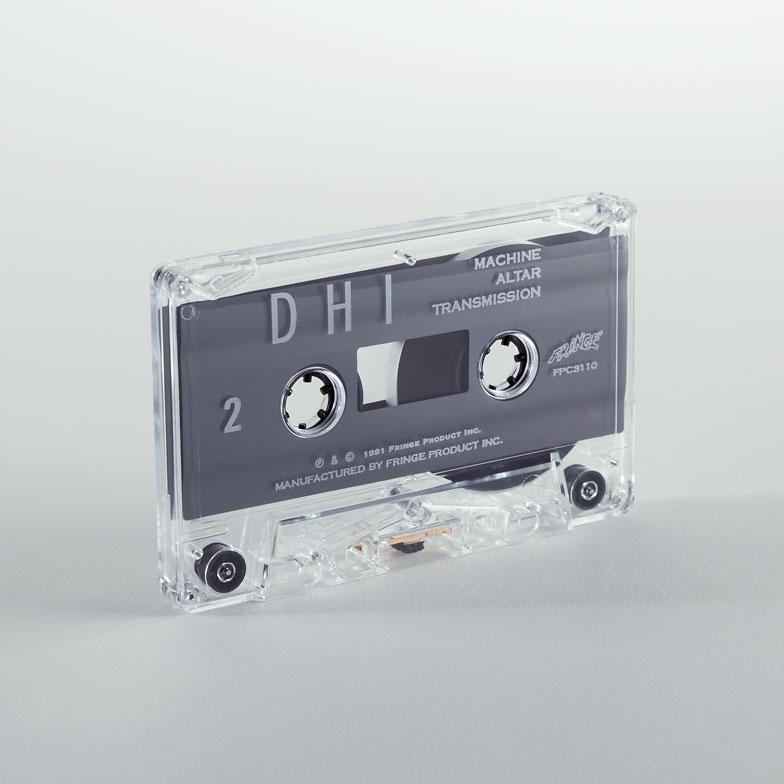 DHI (death and horror inc) Machine Altar Transmission cassette side 2